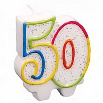 Vela nº 50 (1 ud)