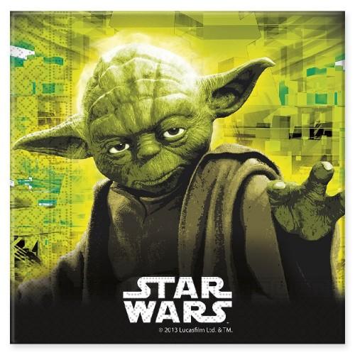 Servilletas Star Wars (20 uds)