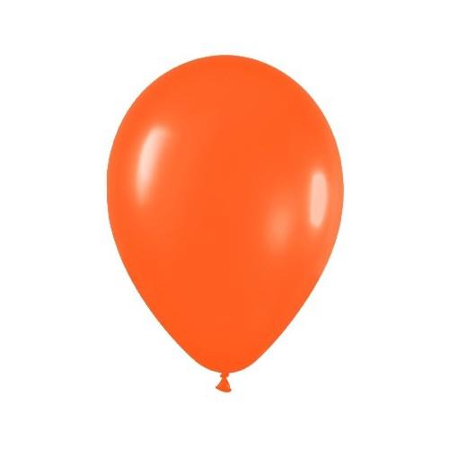 Globo Naranja Fashion (1 ud)