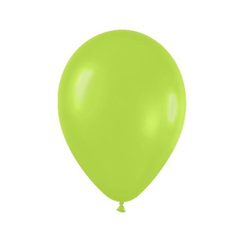 Globo Verde Neón (1 ud)