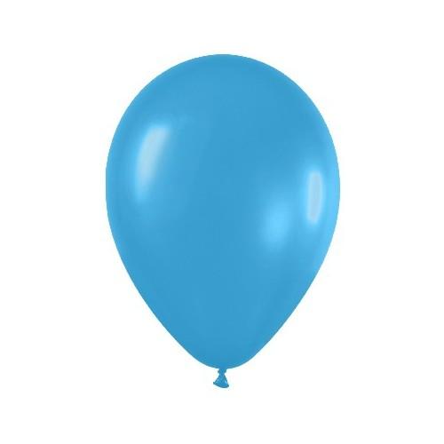 Globo Azul Neón (1 ud)
