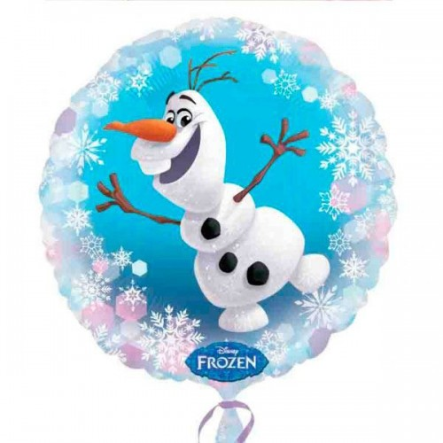 Globo Frozen Olaf (1 ud)