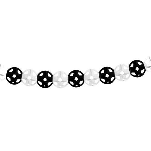 Guirnalda Balón de Fútbol (1 ud)