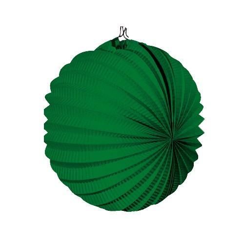 Farolillo Verde Oscuro (1ud)