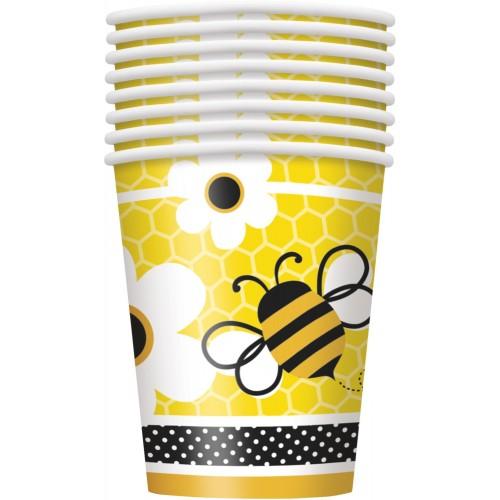 Vasos Busy Bees