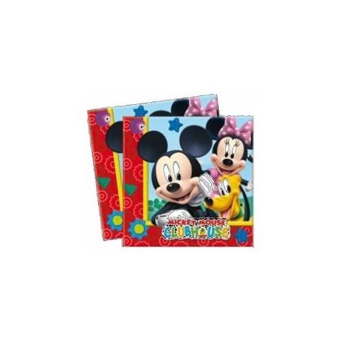 Servilletas Grandes Mickey (20 uds)