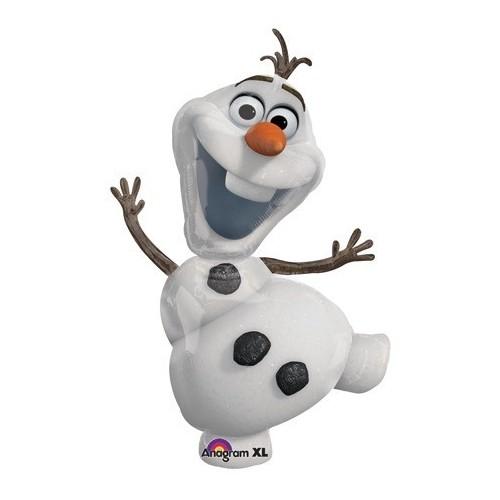 Globo Frozen Forma Olaf (1 ud)