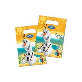 Bolsas sorpresa Olaf (6 uds)
