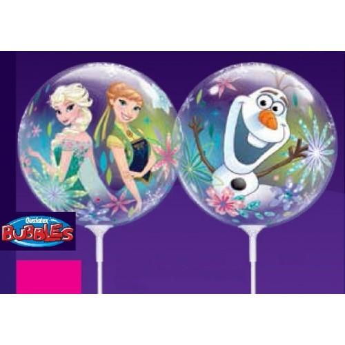 Globo Frozen Burbuja (1 ud)