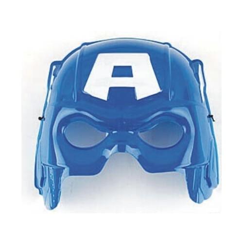 Máscara Capitán América (1 ud)