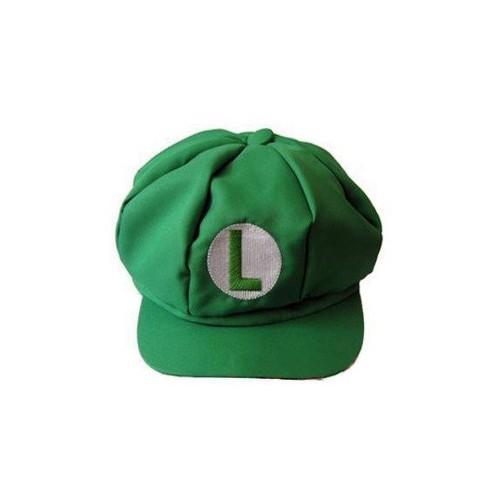 Gorra Luigi (1 ud)