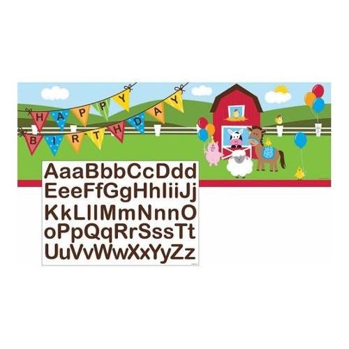 Banner Farmhouse Fun (1ud)