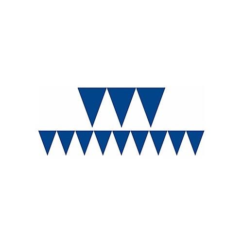 Banderín Color Azul Marino