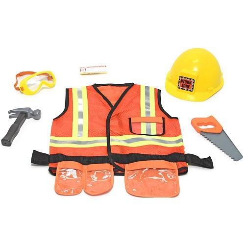 Disfraz de obrero (1 ud)