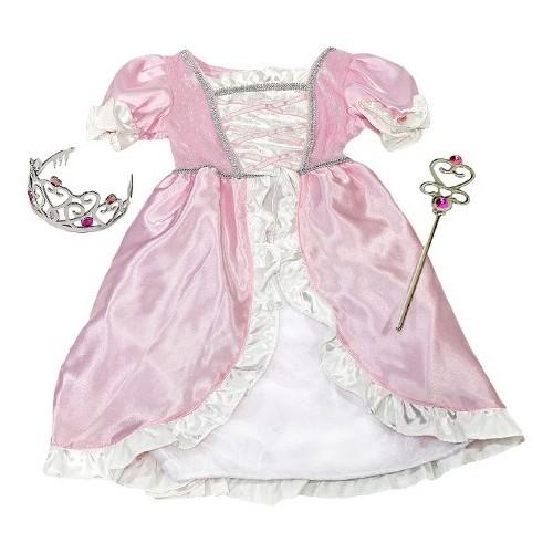 Disfraz de princesa (1 ud)