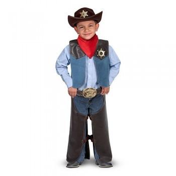 Disfraz de vaquero (1 ud)