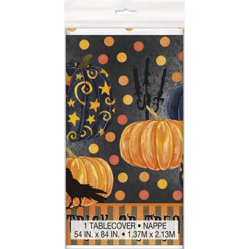 "Mantel ""Painted Pumpkin"" 137x213 cm (1 ud)"