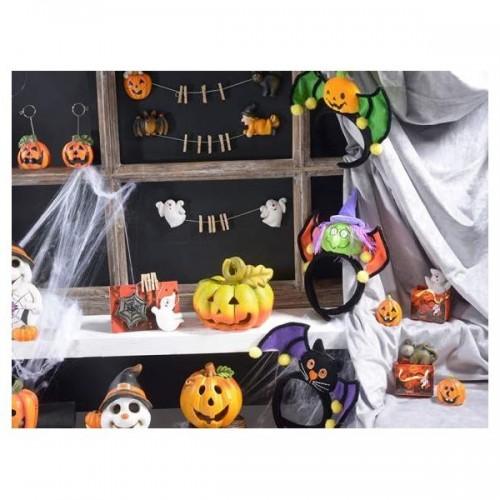 'Diadema de Halloween c/calabaza (1 ud)