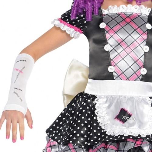Disfraz muñeca rota para niñas (8-10 años)