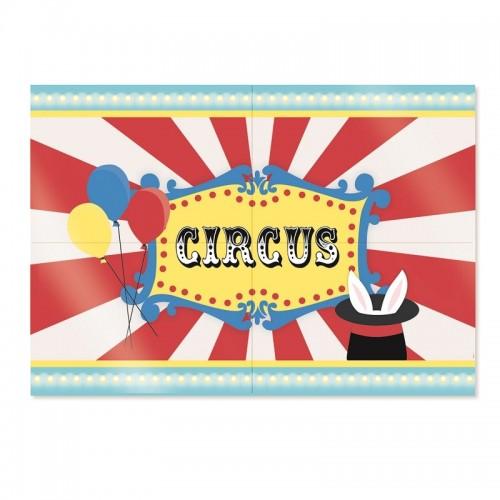 Panel Circus Vintage (1 ud)