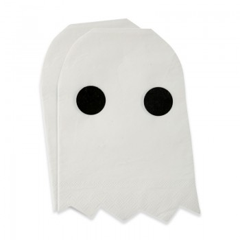 "Servilletas ""Fantasma Halloween"" (20 uds)"