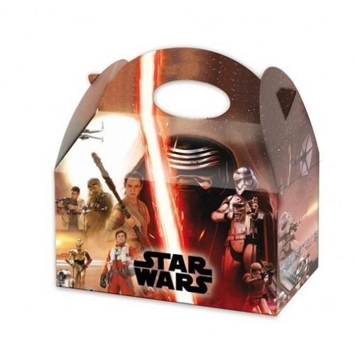 Caja Chuches Star Wars (4 uds)