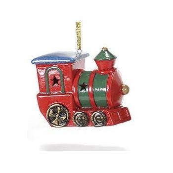 Figura Tren Navidad con Luz (1 ud)