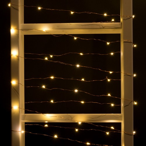"""Alambre de Luz LED """"gota"""" (1 ud)"""