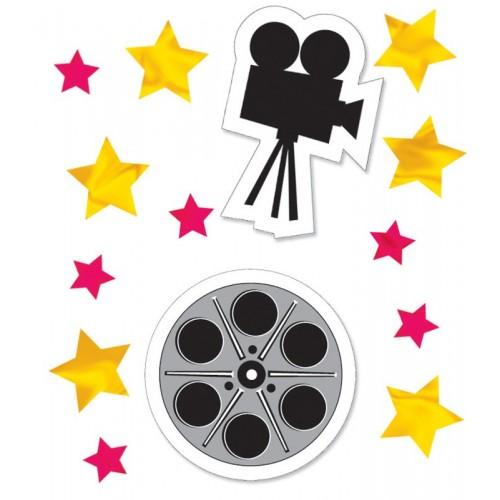 Confetti Hollywood (1 ud)