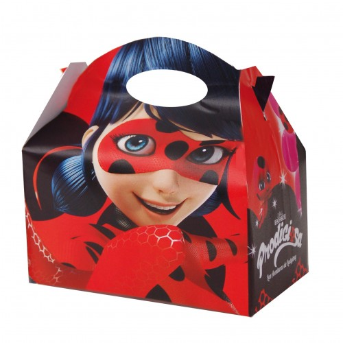 Cajita Ladybug (1 ud)