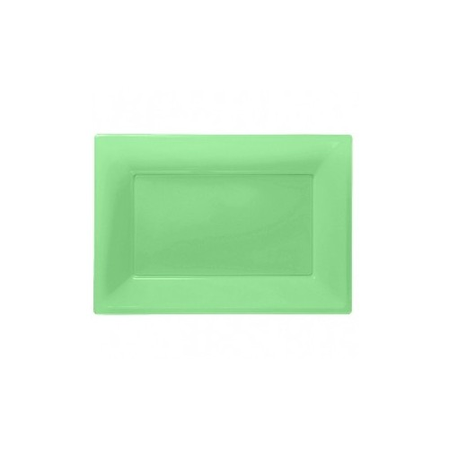 Bandeja Kiwi de Plástico (3 uds)