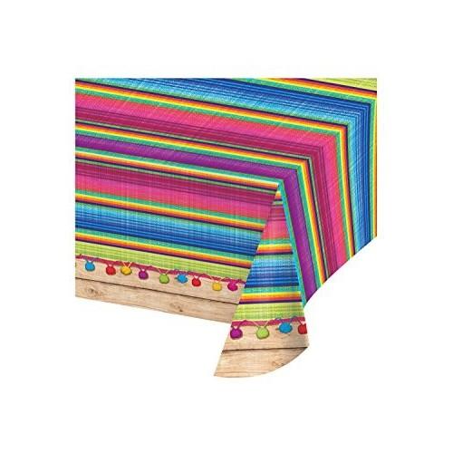 Mantel Fiesta Mexicana Sarape (1 ud)