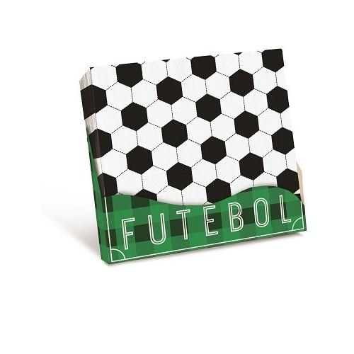 Servilletas pequeñas fútbol (20 uds)