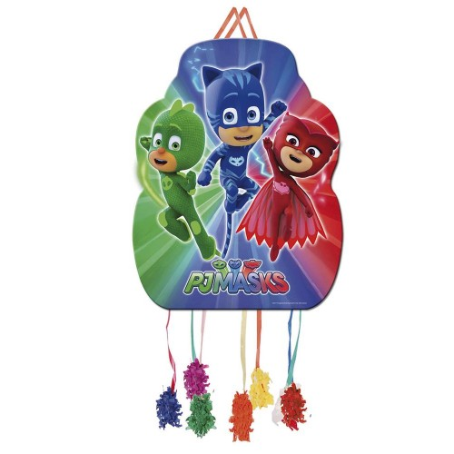 Piñata PJ Masks mediana (1 ud)