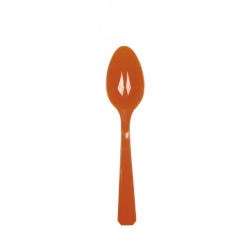 Pack Cucharas Naranja (10 uds)