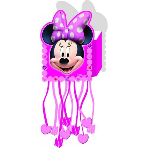 Piñata Minnie Pink (1 ud)