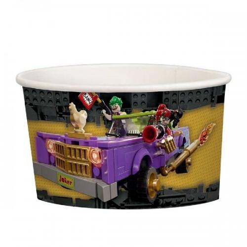 Tarrinas Lego Batman (8 uds)