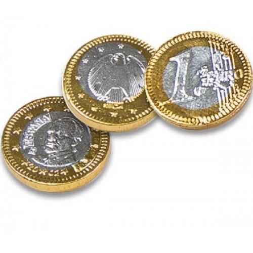 Monedas de Chocolate Euro (50 uds)
