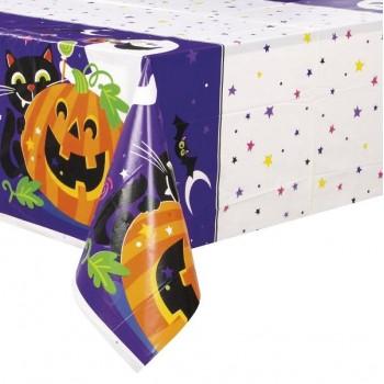 "'Mantel ""Happy Halloween"" (1 ud)"