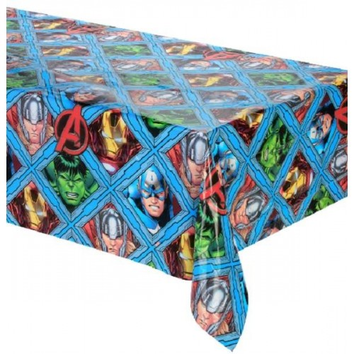 Mantel Los Vengadores N. (1 ud)