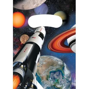 Bolsas Space Blast (8 uds)