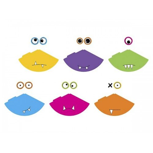 Gorro Monster (6 uds)