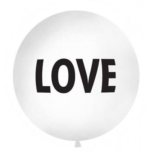 "Globos gigante ""LOVE"" 1 m (1 ud)"