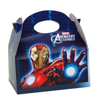 Caja Los Vengadores (1 ud)