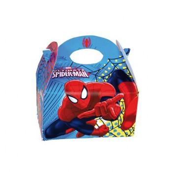 Caja Spiderman Ultimate (1 ud)