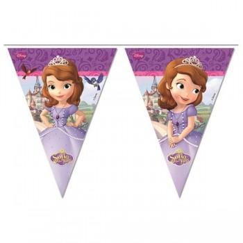 Banderines Princesa Sofia (1 ud)