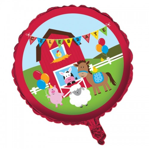 Globo Foil Farmhouse Fun