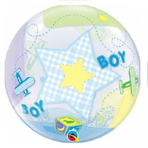 "Globo ""Baby Boy"" Grande (1 ud)"
