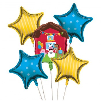 Kit Globos Farmhouse Fun