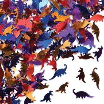 Confetti Dinosaurios
